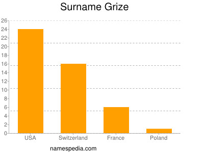 Surname Grize