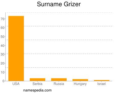 Surname Grizer