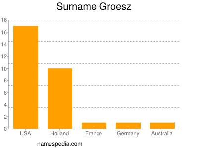 Surname Groesz