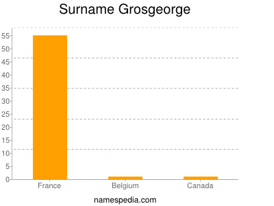 Surname Grosgeorge