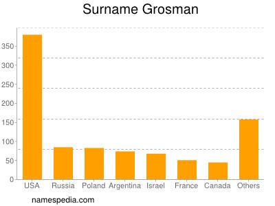 Surname Grosman