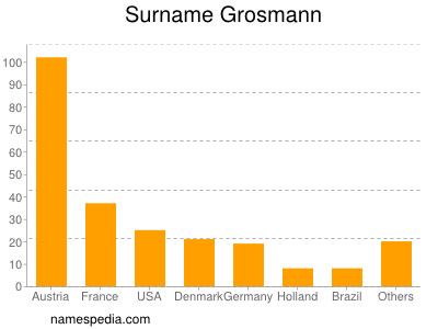 Surname Grosmann