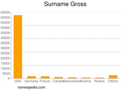 Surname Gross