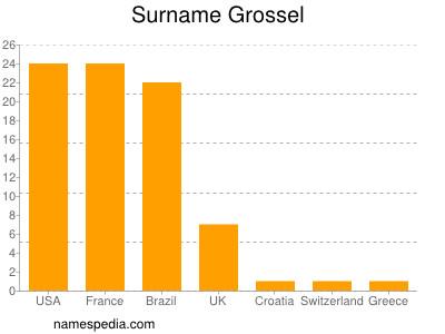 Surname Grossel