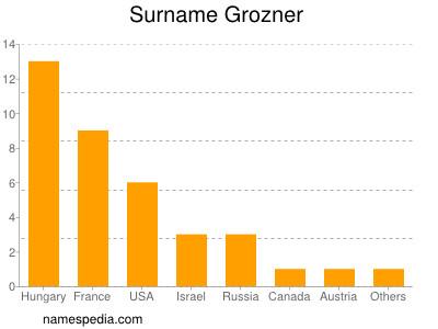 Surname Grozner