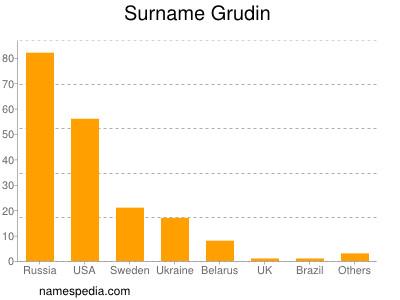 Surname Grudin