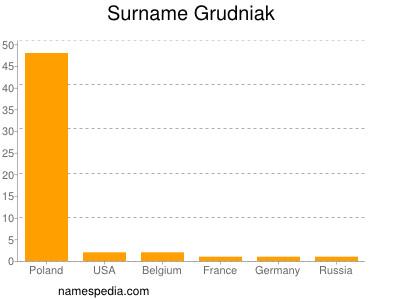 Surname Grudniak