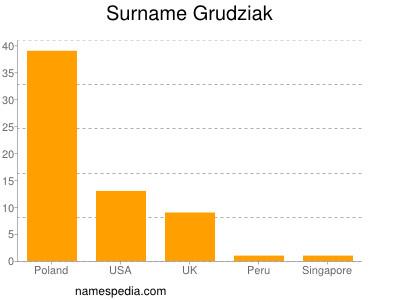 Surname Grudziak