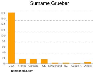 Surname Grueber