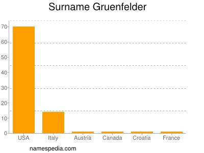 Surname Gruenfelder