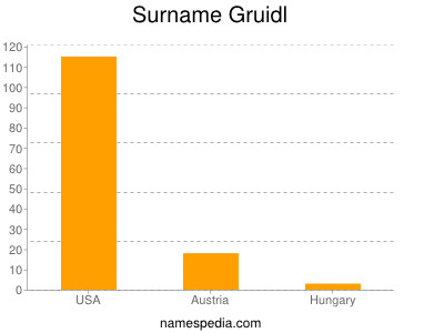 Surname Gruidl
