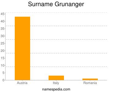 Surname Grunanger