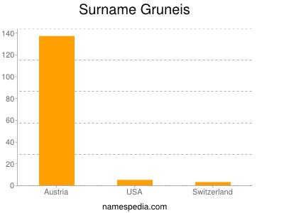 Surname Gruneis