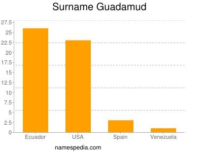 Familiennamen Guadamud
