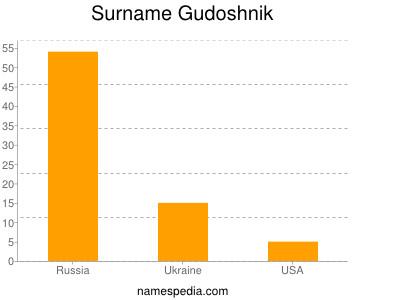 Surname Gudoshnik