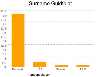 Surname Guldfeldt