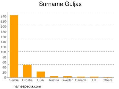 Surname Guljas