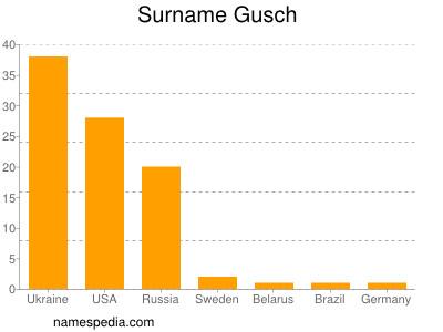 Surname Gusch