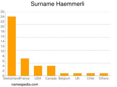 Surname Haemmerli