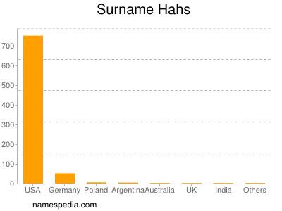 Surname Hahs