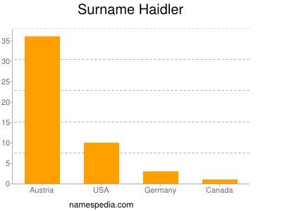 Surname Haidler