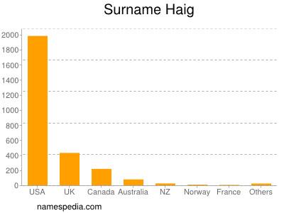 Surname Haig
