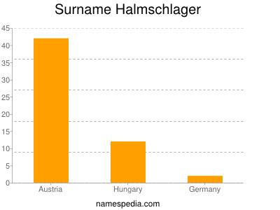 Surname Halmschlager