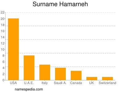 Surname Hamarneh