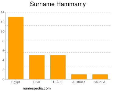 Surname Hammamy