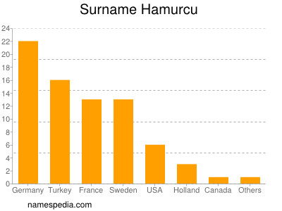 Surname Hamurcu