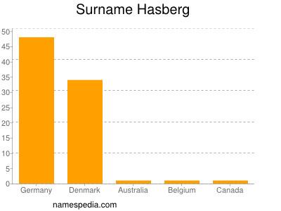Surname Hasberg