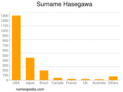 Surname Hasegawa