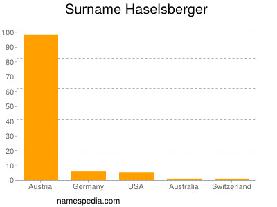 Surname Haselsberger