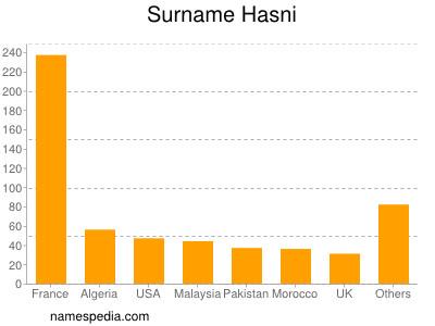 Familiennamen Hasni