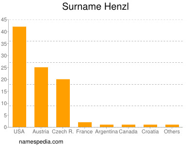 Surname Henzl