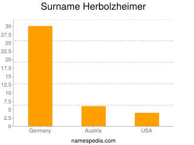 Surname Herbolzheimer
