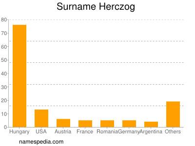 Surname Herczog