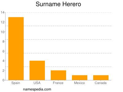 Surname Herero