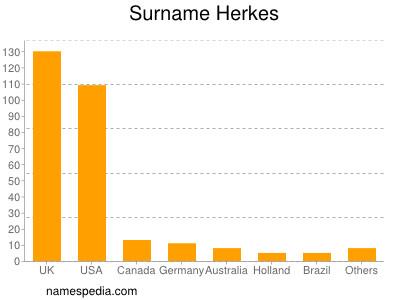 Surname Herkes