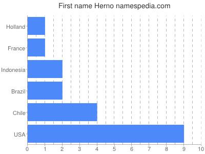 Given name Herno