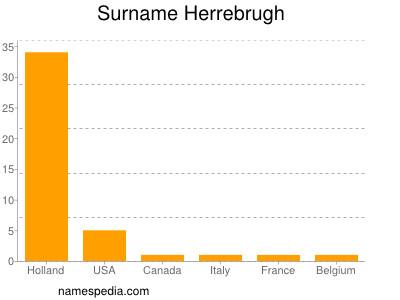 Surname Herrebrugh