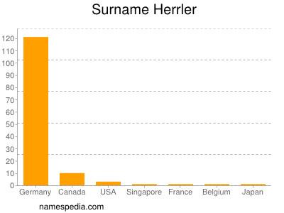 Surname Herrler