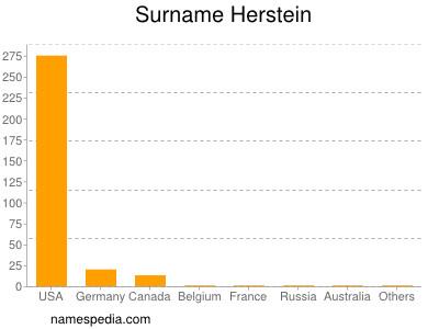 Surname Herstein