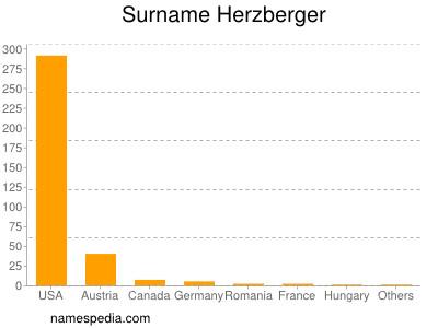Surname Herzberger