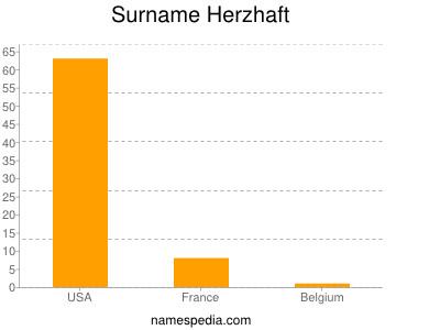 Surname Herzhaft