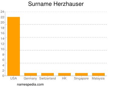 Surname Herzhauser