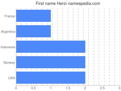 Given name Herzi