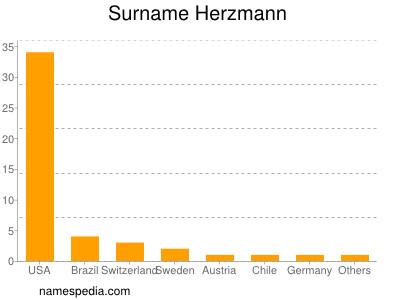 Surname Herzmann