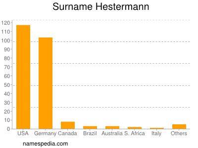 Surname Hestermann
