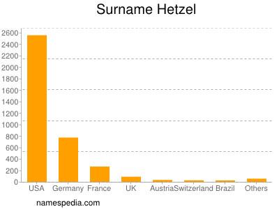 Surname Hetzel